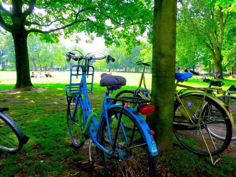 Anreise mit dem Fahrrad