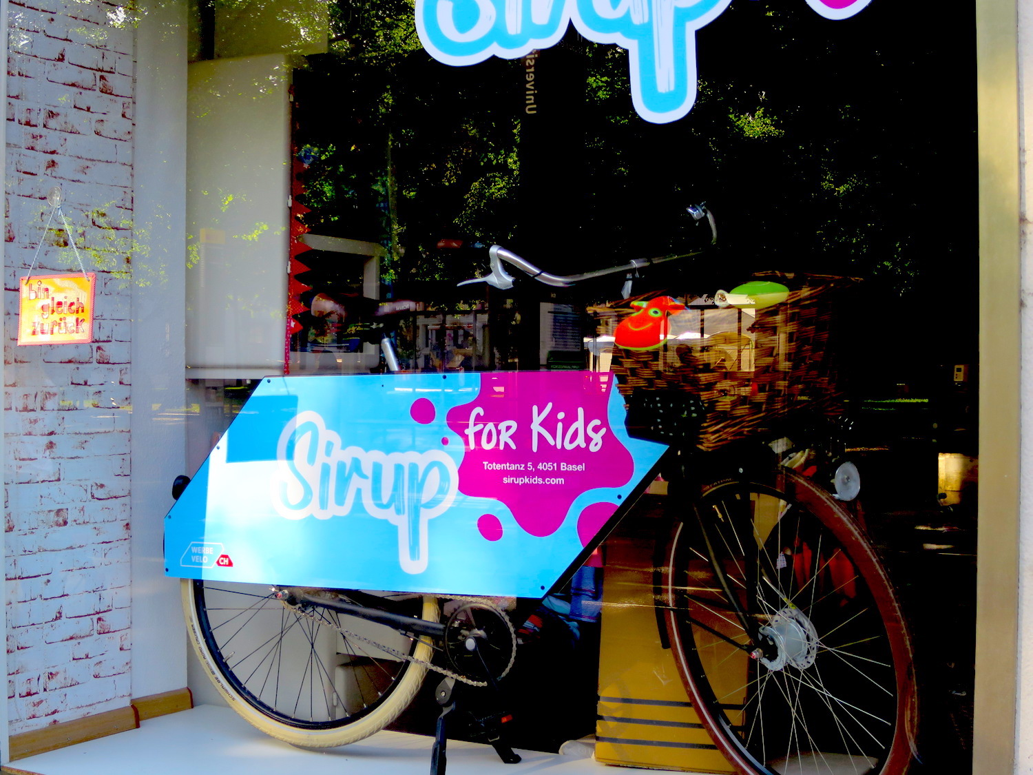 Sirup for kids